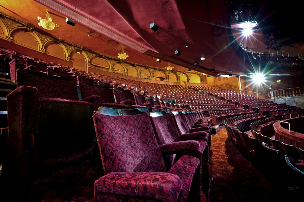 Theater Seat Re-upholstery, Restoration & Repair Singapore